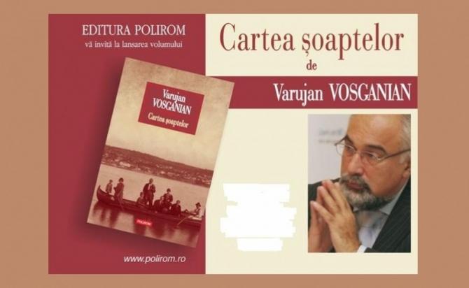 Cartea șoaptelor de Varujan Vosganian