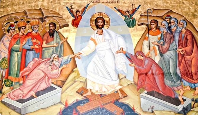 Învierea lui Iisus Christos