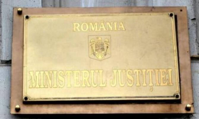 Ministerul Justiției