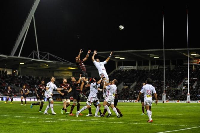 Rugby - imagine cu rol ilustrativ