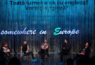 Artists Talk de Gianina Cărbunariu