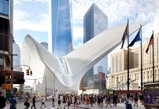 Hufton Crow, Santiago Calatrava, Oculus WTC, New York