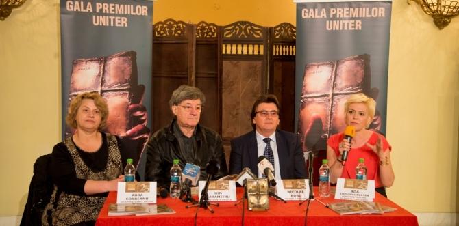 Conferința de presă Gala Uniter