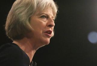Theresa May. Foto Facebook