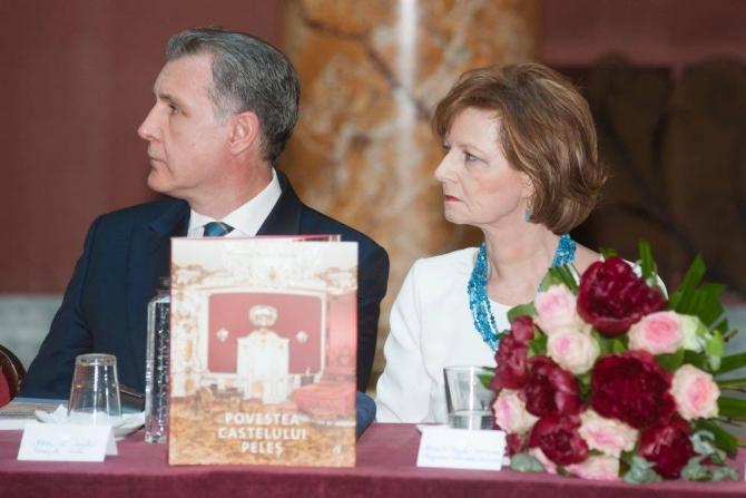 Alteţele Lor Regale, Principesa Moştenitoare Margareta şi Principele Radu