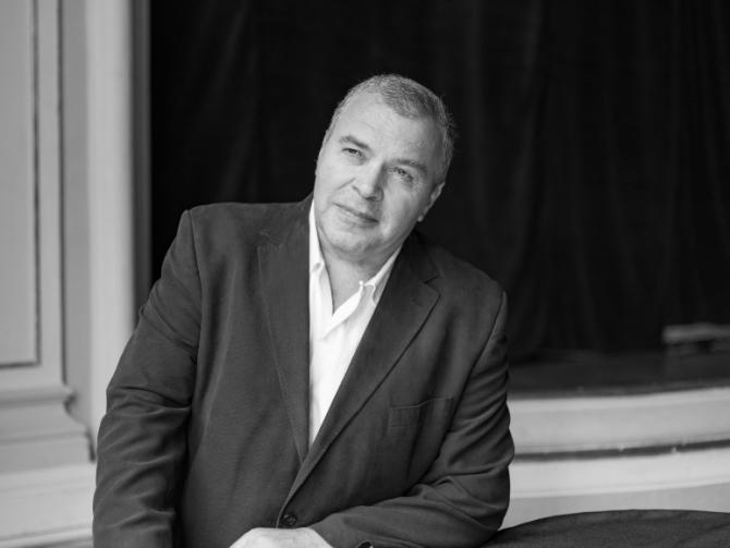 Constantin Chiriac. Foto Alex Gălmeanu