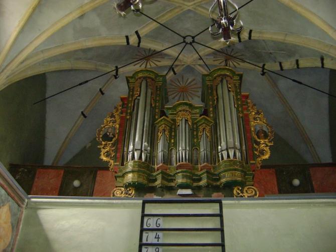 (w670) Orga Biser