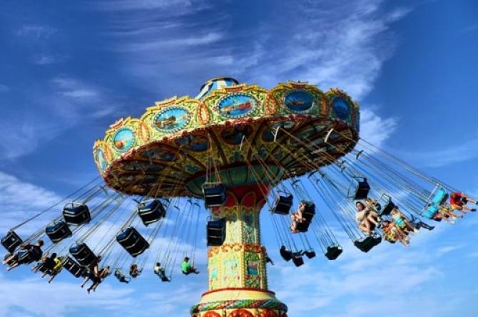 Carusel - Fotografie cu rol ilustrativ