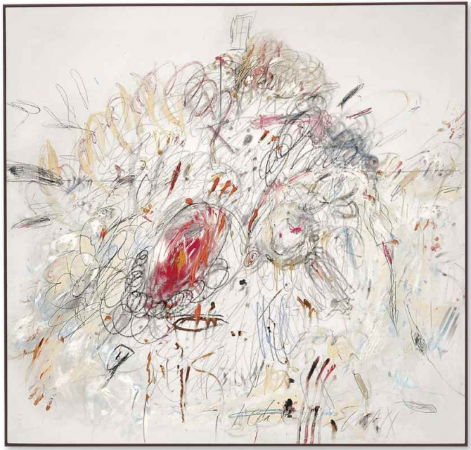 (w670) Cy Twombly