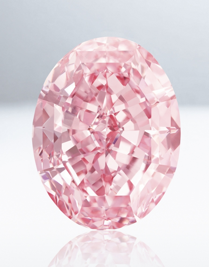 Diamantul Pink Star