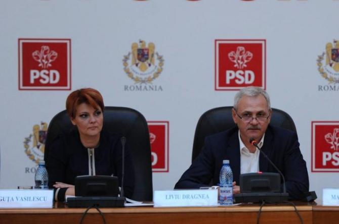 Liviu Dragnea - Olguța Vasilescu