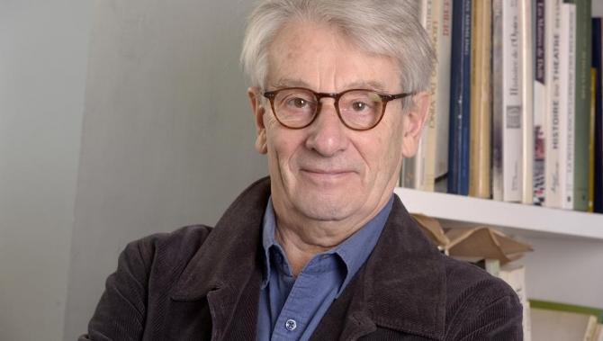 Marcel Bozonnet, actor, regizor şi pedagog de teatru francez, distins cu Premiul Actorului European
