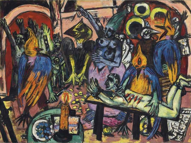 (w670) Max Beckma