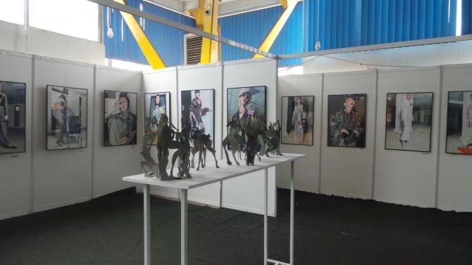Sala dedicata picturii