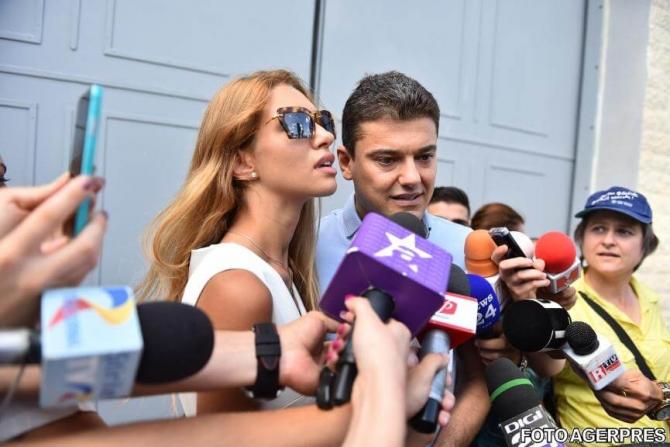 Cristian Boureanu și Laura Dincă