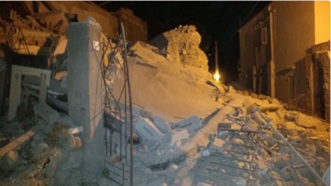 Cutremur Italia, Ischia, 21 august 2017
