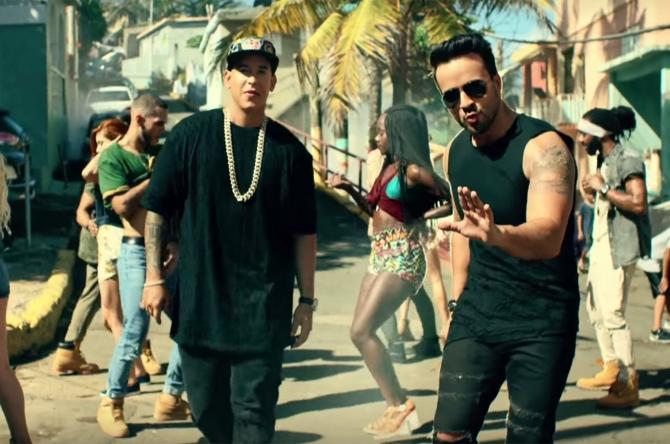 Luis Fonsi şi Daddy Yankee