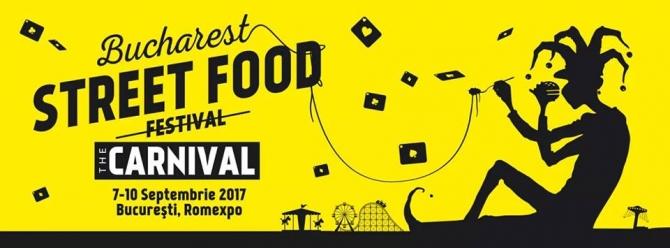 Foto Facebook / Bucharest Street Food Festival