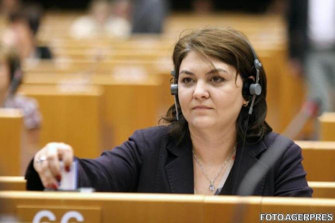 Adina Vălean FOTO AGERPRES