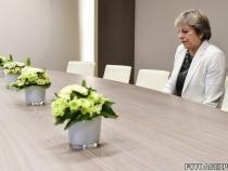 Theresa May, primele declaraţii după lovitura de miercuri
