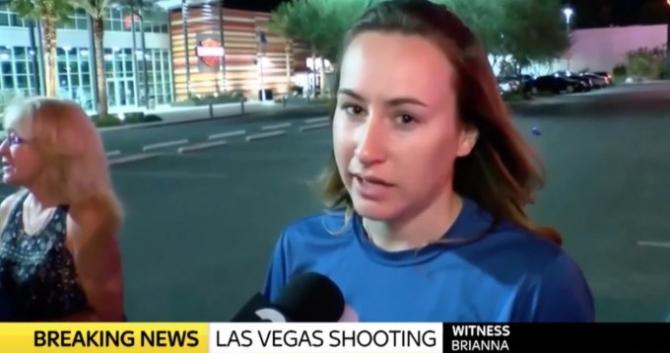 Brianna Hendricks, 21 de ani, Las Vegas