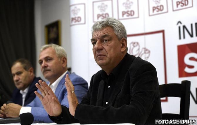 Liviu Dragnea - Mihai Tudose