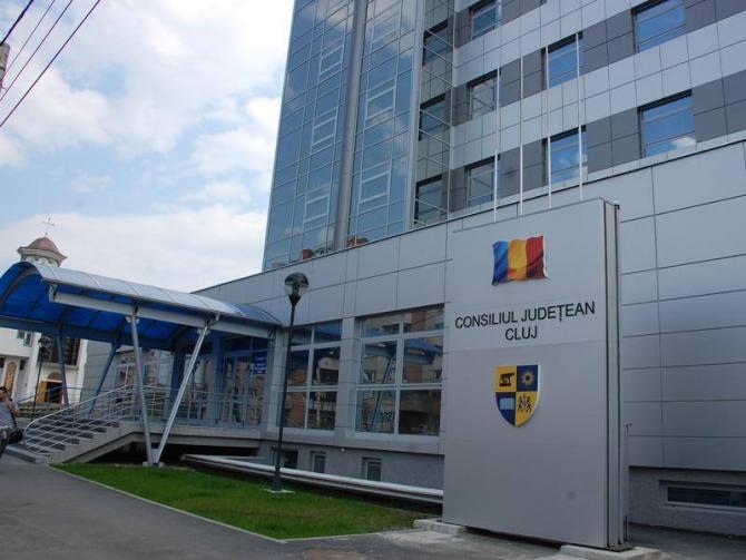 Foto Facebook / Consiliul Judeţean Cluj