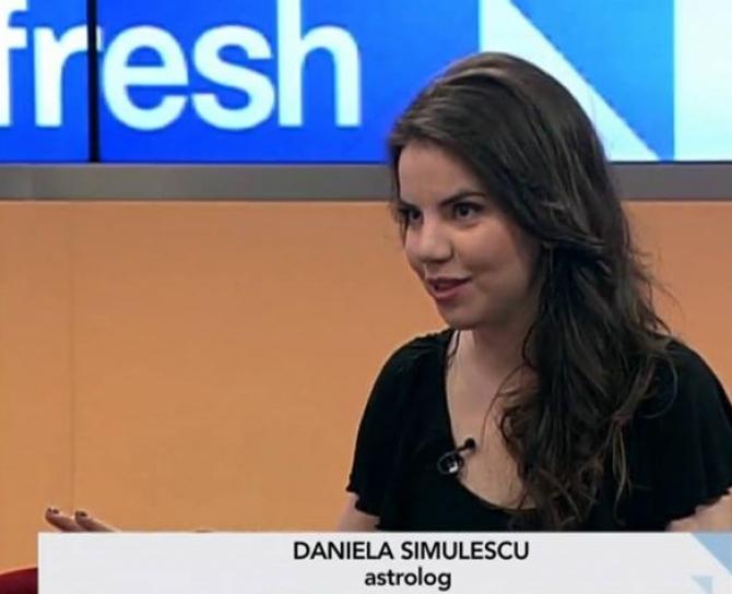 Daniela Simulescu (astrolog)