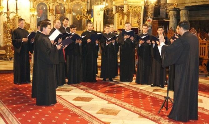 Festivalul Concurs Național de Muzică Bisericească Lăudați pe Domnul