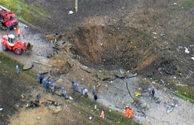 Mihăilești, 24 mai, 2004