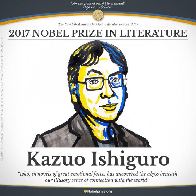 Foto Facebook / Nobel Prize