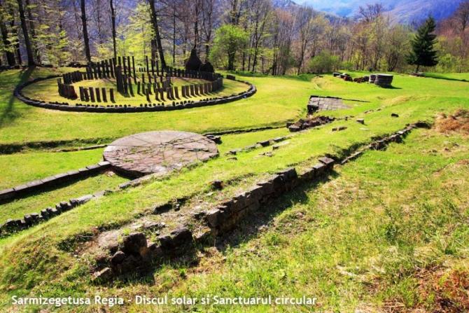 Cetatea Sarmizegetusa se redeschide pentru public. foto: cetateasarmizegetusa.ro