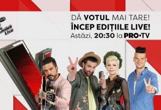 Foto Facebook / Vocea României