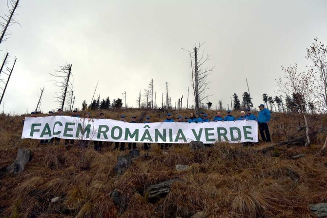 Facem Romania Verde, foto: Conservation Carpathia