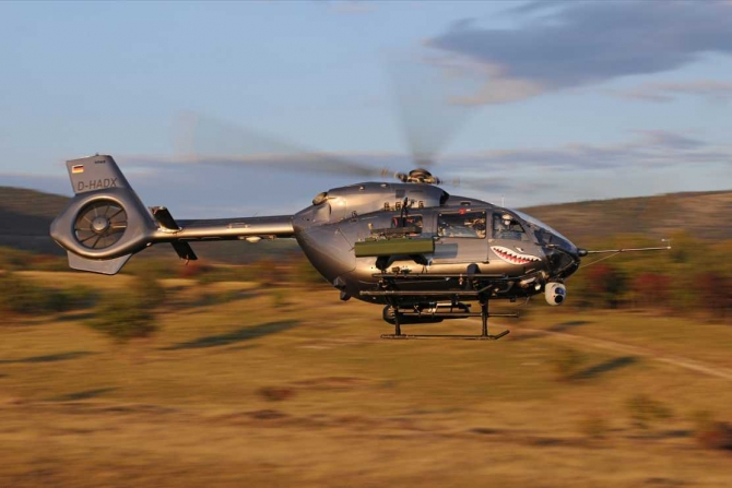 Airbus Helicopters elicopter H145M foto