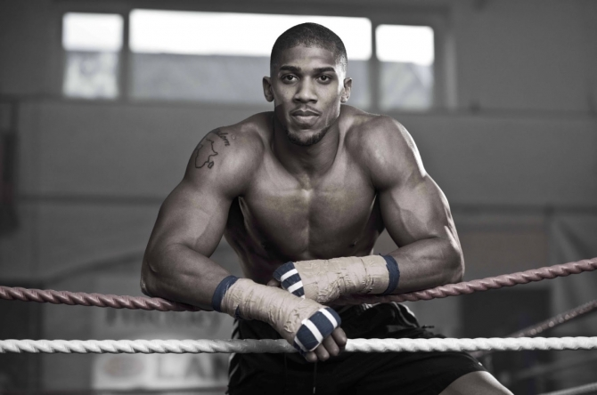 Anthony Joshua, campion WBA, IBF și IBO