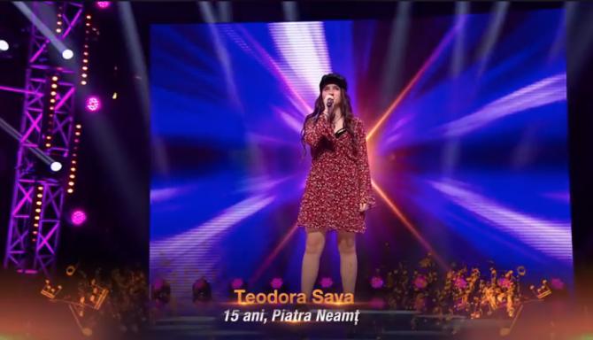 Teodora Sava, X Factor Bootcamp, 24 noiembrie 2017