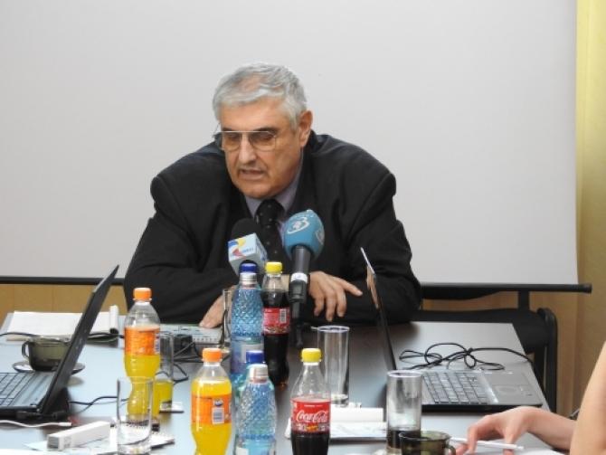 Rodin Traicu, preşedintele Comisiei Naționale pentru Controlul Activităților Nucleare (CNCAN)