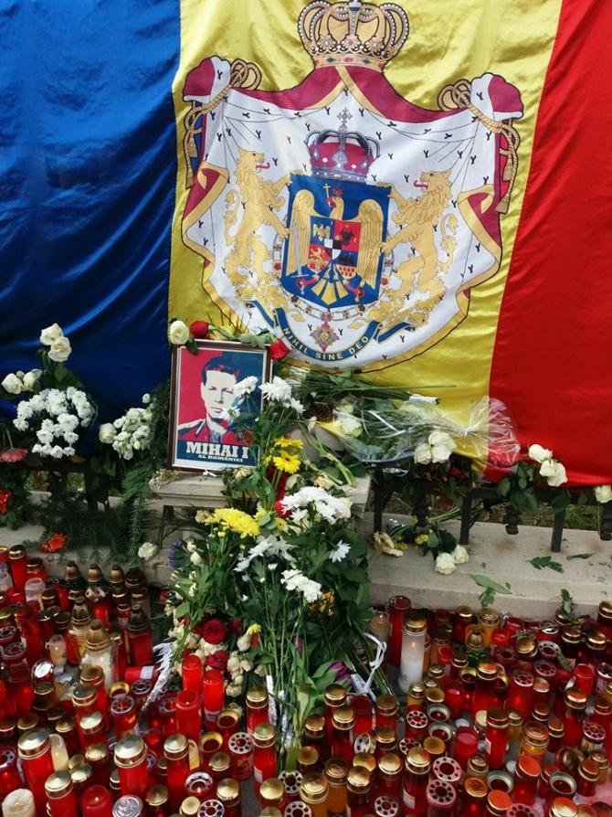 foto: dcnews.ro Regele Mihai, funeralii