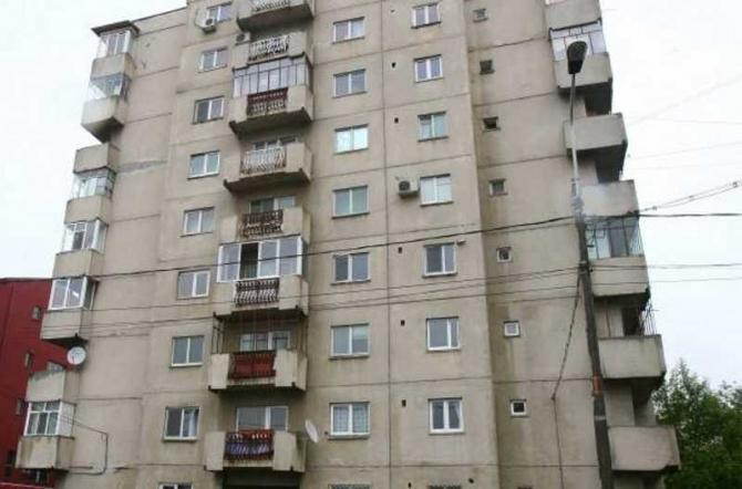 Explozie într-un bloc din Constanța