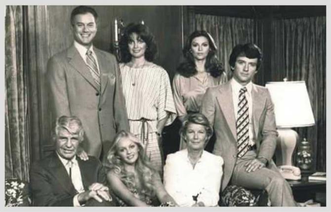 Familia Ewing, Dallas