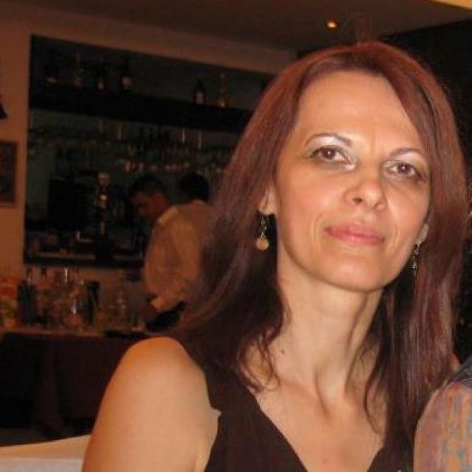În imagine se află Magdalena Șerban din TELEORMAN