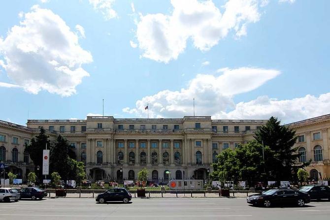 Palatul regal, actualul Muzeu Naţional de Artă
