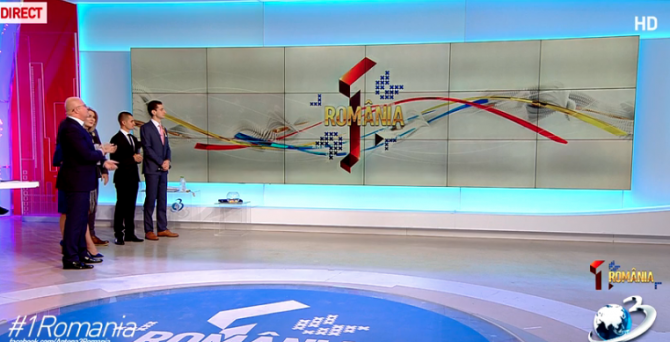 CÂȘTIGĂTOR Concurs 1 Decembrie Antena 3