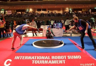foto: All Japan Robot Sumo Tournament / facebook
