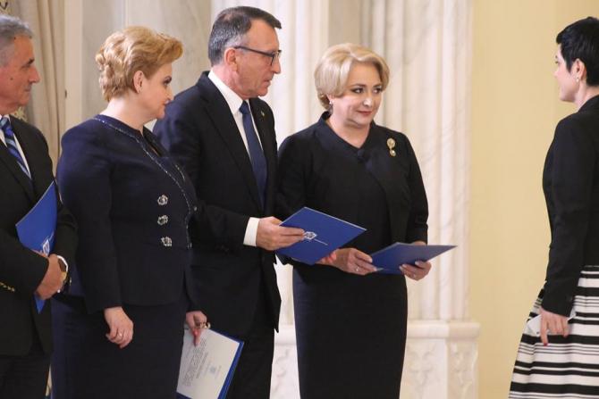Viorica Dăncilă, plângere penală. Stănescu: Mâna altcuiva a fost
