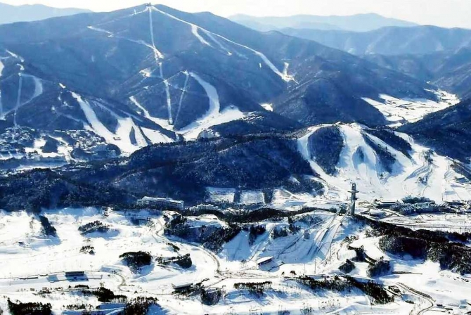 PyeongChang, Jocurile Olimpice de iarnă 2018