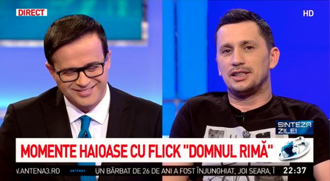 Mihai Gâdea- Flick Domnul Rimă