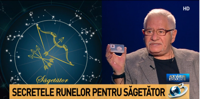 Mihai Voropchievici, horoscop rune 14-21 ianuarie 2018