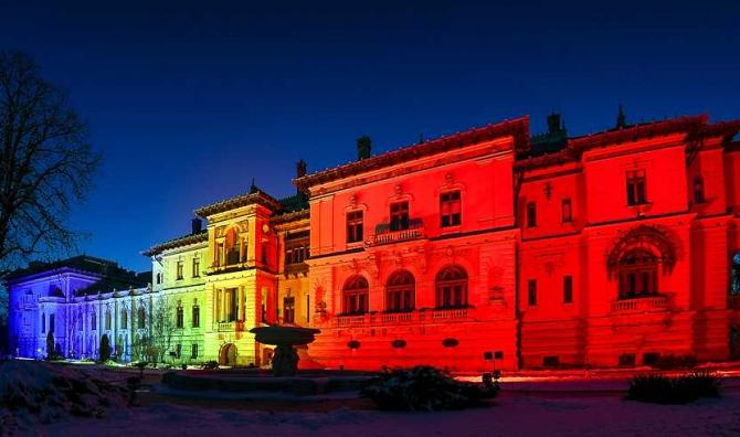 Palatul Cotroceni, 24 ianuarie 2018
